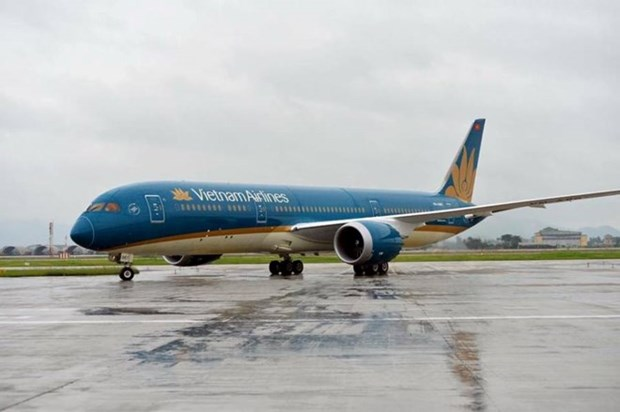 Vietnam Airlines adjusts flights from/to Japan due to storm hinh anh 1