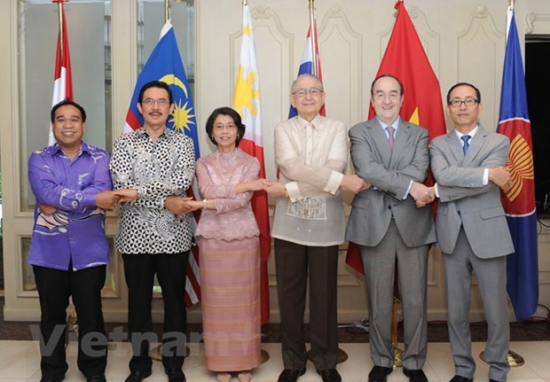 ASEAN founding anniversary marked in Mexico hinh anh 1