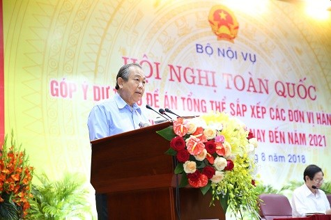 Large number of districts, communes not meet set criteria: Minister hinh anh 1