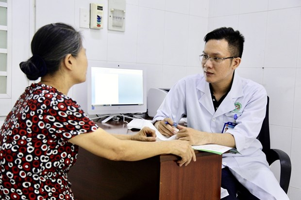 First commune-level clinic with 17 specialist doctors in HCM City hinh anh 1