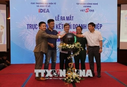 Solution promotes e-contracts between businesses hinh anh 1