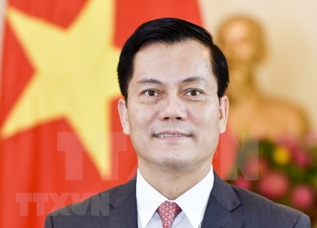 Vietnam-US ties see remarkable progress in all fields: Ambassador hinh anh 1