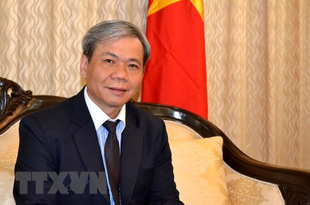 Vietnam-India ties enjoy substantive development: Ambassador hinh anh 1