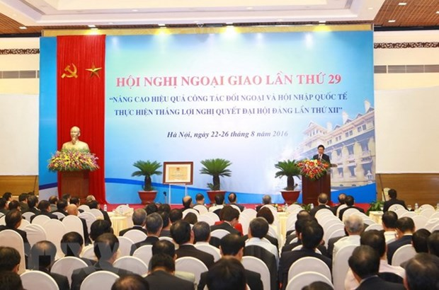 30th Diplomatic Conference to be held on August 12-17 hinh anh 1