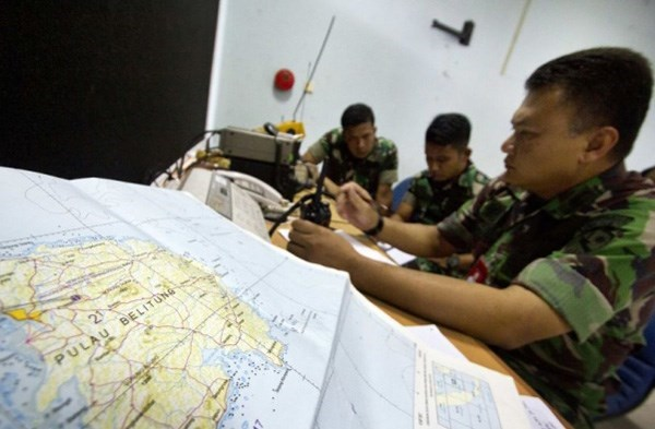 Indonesia: Plane with nine aboard goes missing hinh anh 1