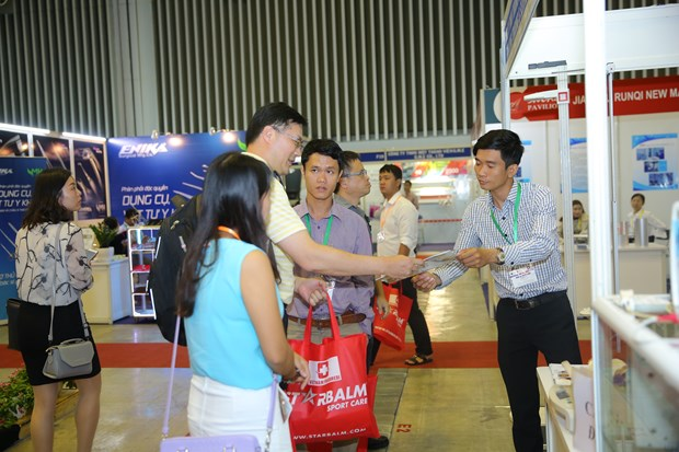 HCM City to host int'l pharmaceutical, health expo hinh anh 1