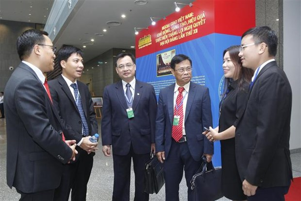 Experience in attracting resources from foreign NGOs highlighted hinh anh 1