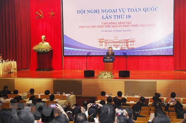External activities help boost localities' growth hinh anh 1