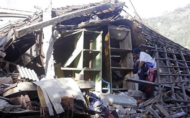 Indonesia's quake: economic losses estimated at over 340 million USD hinh anh 1