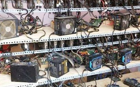 Vietnam stops importing bitcoin mining machines hinh anh 1