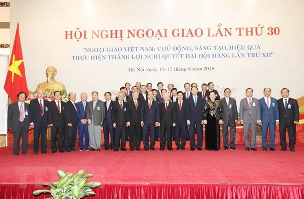Modern diplomacy requires interaction of diplomatic pillars hinh anh 1