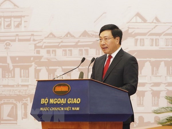 30th Diplomatic Conference opens in Hanoi hinh anh 1