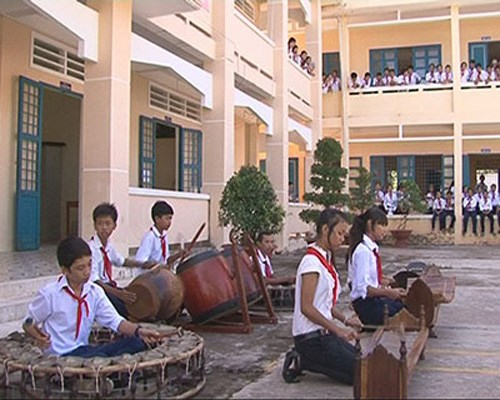 Soc Trang province upgrades schools in Khmer communities hinh anh 1