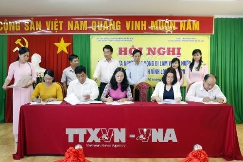 Vinh Long seeks ways to increase labour export hinh anh 1