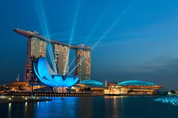 Singapore's economy grows 3.9 percent year on year in Q2 hinh anh 1