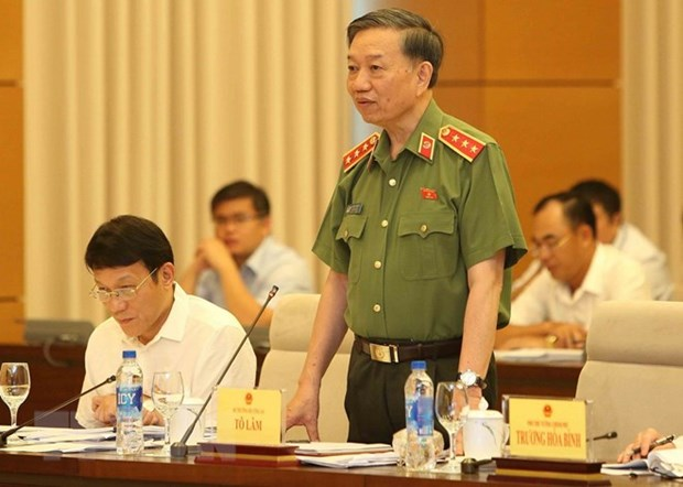 No restricted zones in handling violations: Public Security Minister hinh anh 1