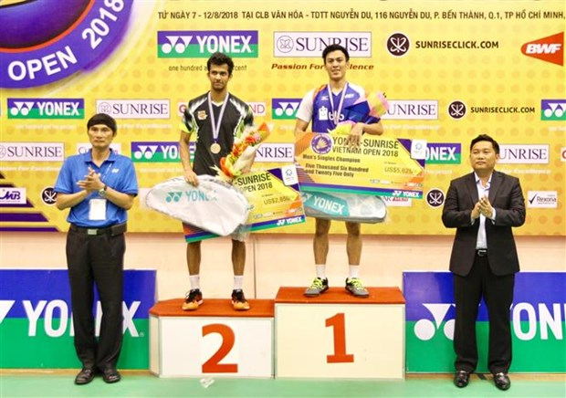 Vietnam Open Badminton Champs wraps up hinh anh 1