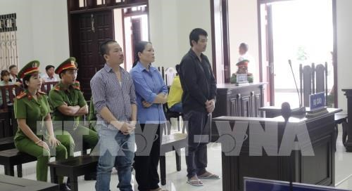 Two sentenced to life imprisonment in transnational drug trafficking case hinh anh 1