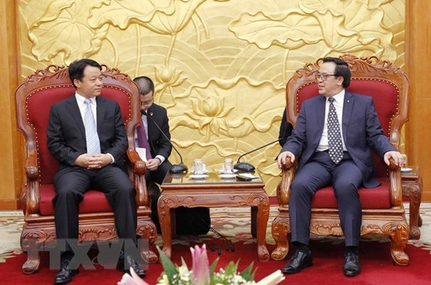Youths urged to contribute further to Vietnam-China friendship hinh anh 1