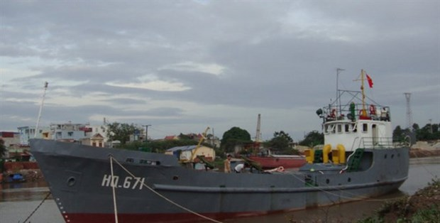 HQ 671 vessel recognised as national treasure hinh anh 1