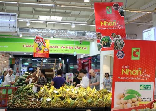 Hung Yen Longan Week to open at Big C Thang Long hinh anh 1