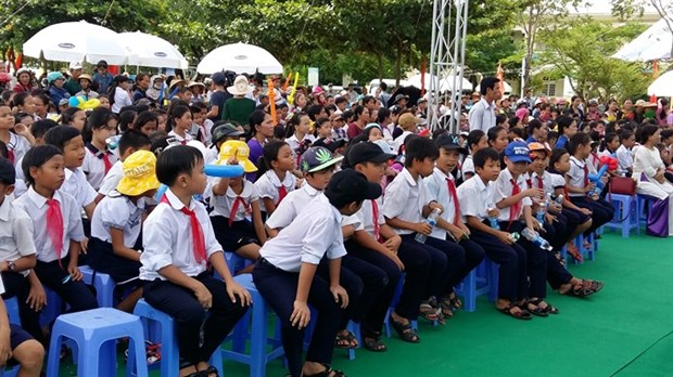 Central province to develop International Education City hinh anh 1