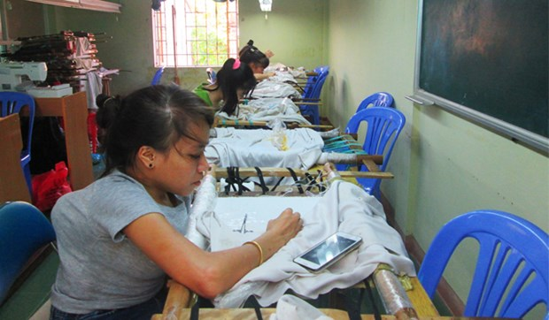 USAID-funded project helps people with disabilities in Thua Thien-Hue hinh anh 1