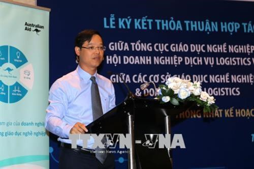 Australia supports Vietnamese firms with vocational logistics education hinh anh 1