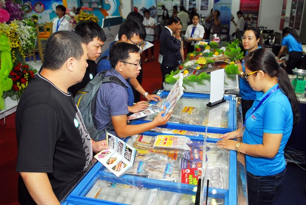 HCM City to host Vietfish expo later this month hinh anh 1