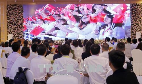 18th Vietnam-China youth friendship meeting opens hinh anh 1