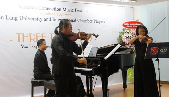 HCM City to host classical music extravaganzas hinh anh 1