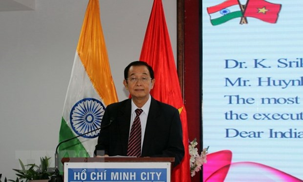 HCM City marks India's 72nd Independence Day hinh anh 1