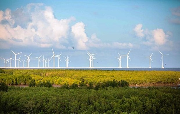 Vietnam renewable energy week to open on August 21 hinh anh 1
