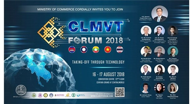 Thai commerce ministry to host CLMVT Forum this month hinh anh 1