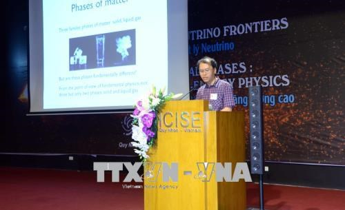 Vietnamese physics professor wins 2018 Dirac Medal hinh anh 1