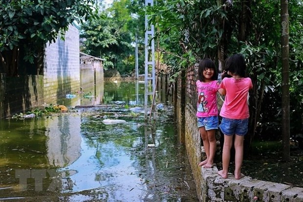 Hanoi ready to fight diseases in flood-hit areas hinh anh 1