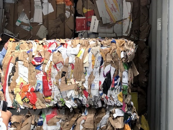 Measures devised to tighten management of scrap imports hinh anh 1