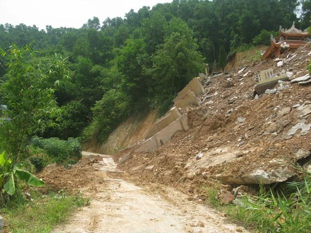 Localities brace for storm Bebinca hinh anh 1