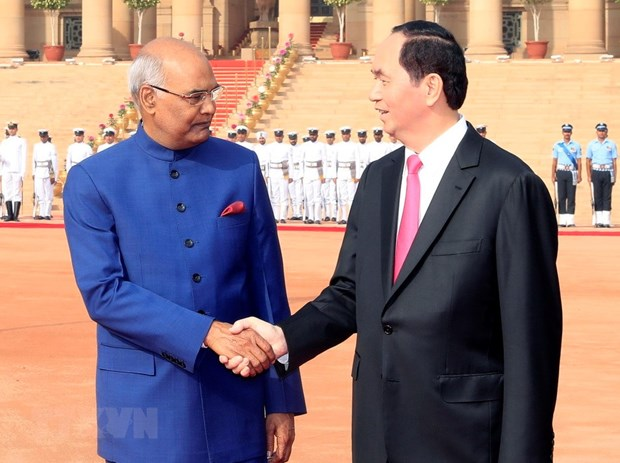 Vietnam congratulates India on Independence Day hinh anh 1