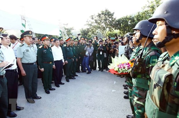 17 foreign delegations to attend friendship border exchange hinh anh 1