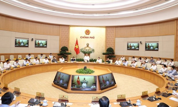 Cabinet members debate institutional development hinh anh 1
