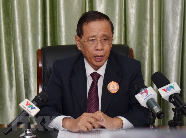 New Cambodian gov't to keep building ties with Vietnam: CPP spokesman hinh anh 1