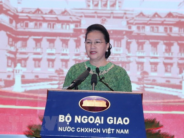 Parliamentary diplomacy contributes to nation's international integration hinh anh 1