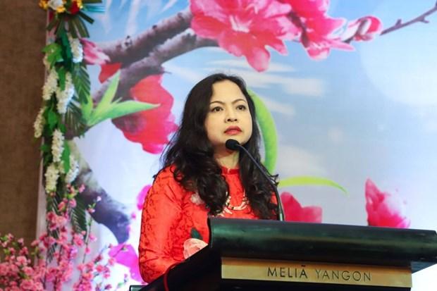 Vietnam-Myanmar relations see significant progress: Ambassador hinh anh 1