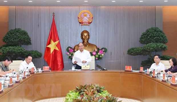 PM urges stronger development of sea-based economy hinh anh 1