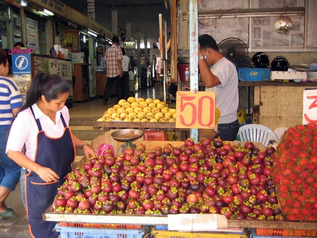 Thailand aims to raise earnings from food exports hinh anh 1