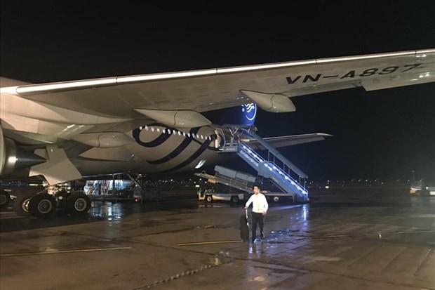 Carriers reschedule flights due to Typhoon Bebinca hinh anh 1