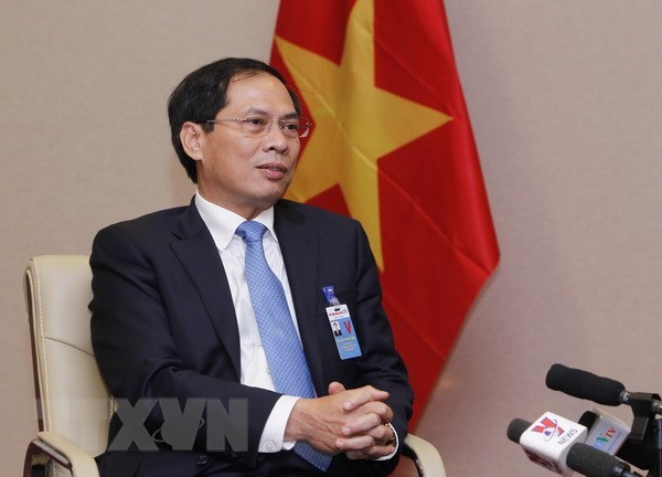 Diplomatic sector to focus on serving development: Deputy Foreign Minister hinh anh 1