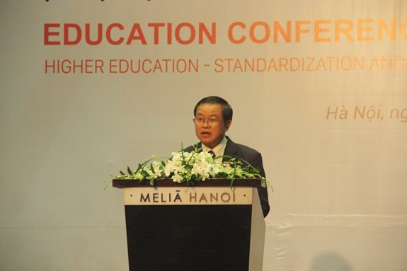Tertiary education's role in int'l integration highlighted hinh anh 1
