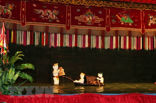 Vietnam Puppetry Festival opens in Ho Chi Minh City hinh anh 1